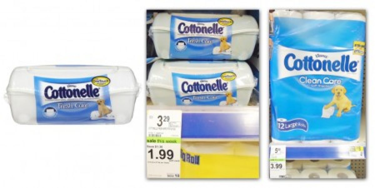 Cottonelle Wipes And Bathroom Tissue Only $2.24 At Walgreens