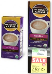 Oregon Chai Tea at Whole Foods