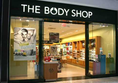 A The Body Shop Franchise owned and operated under license by Rampai-Niaga Sdn. Bhd.