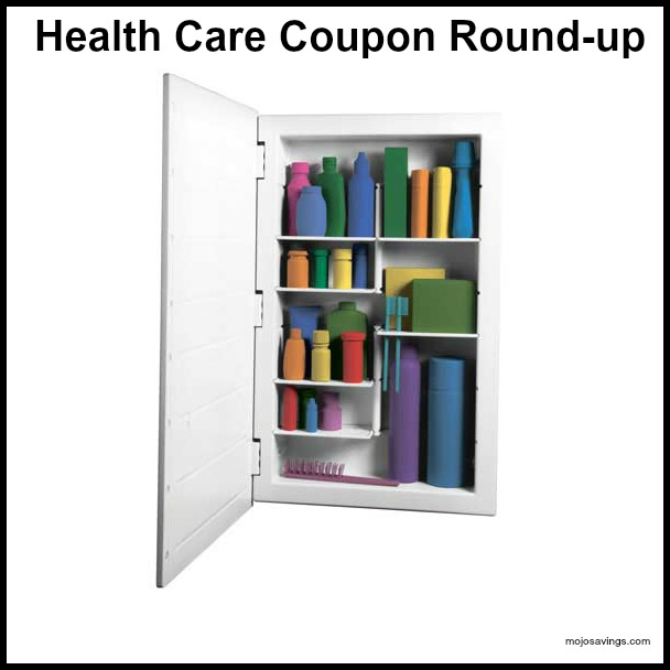 health care coupon roundup