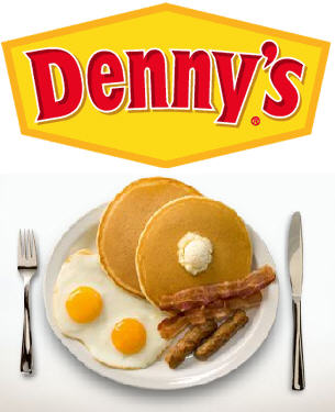Denny's $5 off of $20 Coupon!, Denny's, Denny's coupons, restaurant coupons