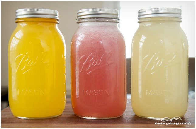 How To Make Your Own Natural Energy Drink