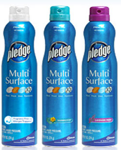 Image result for pledge multi surface spray