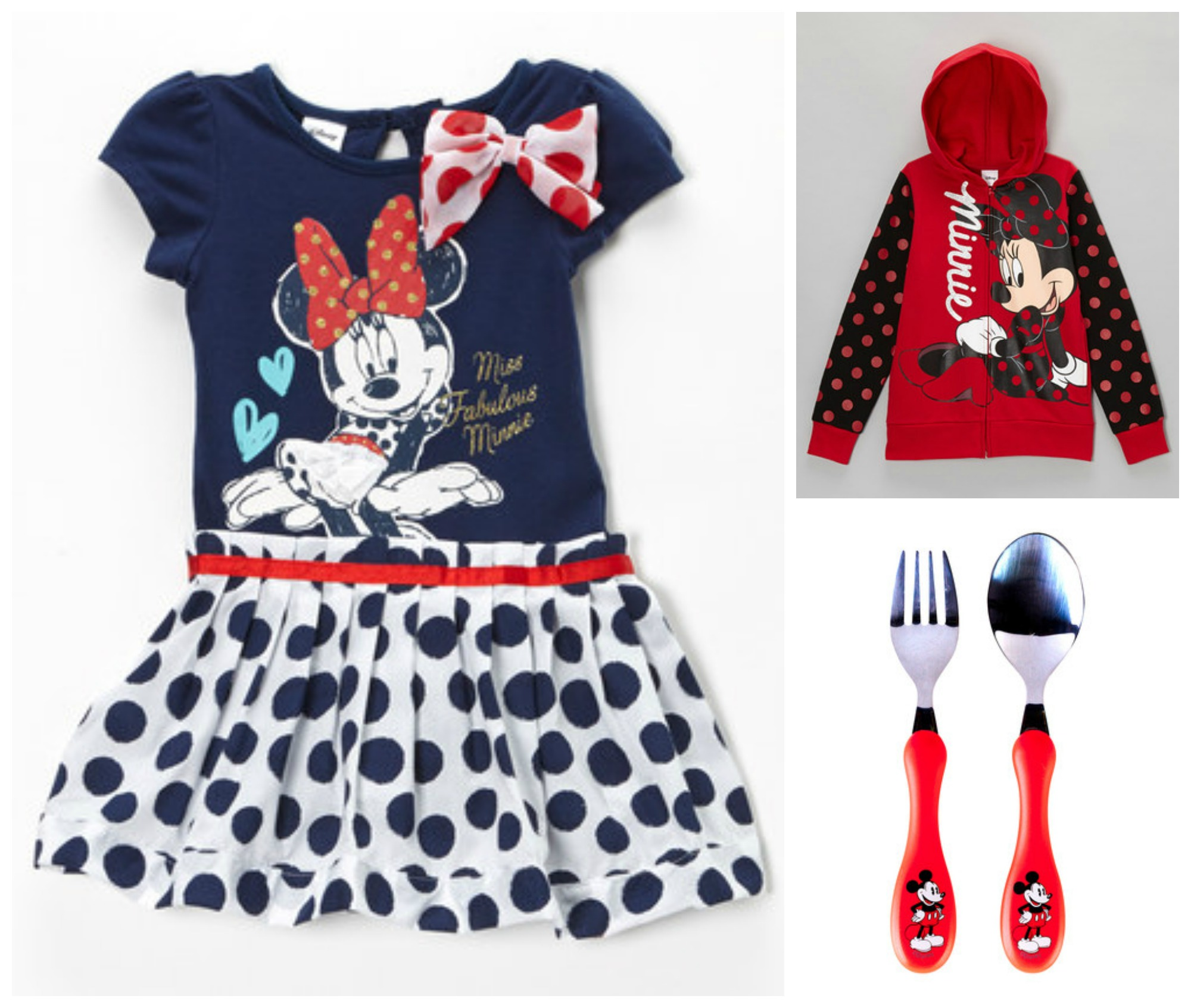 Mickey And Minnie Mouse Clothing Toys And More From Just