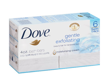 New $1 off Dove Body Wash or Soap Coupon - Bars of Soap Only $0.98 at Walmart!