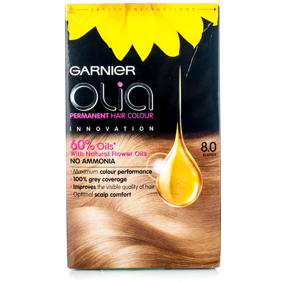 3 54 Money Maker On Garnier Olia Oil Powered Hair Color