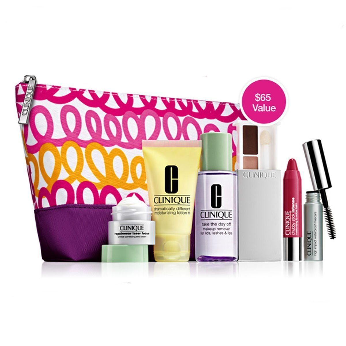 Clinique Official 2013 Winter Gift Set only $22.48 ($65 Value)