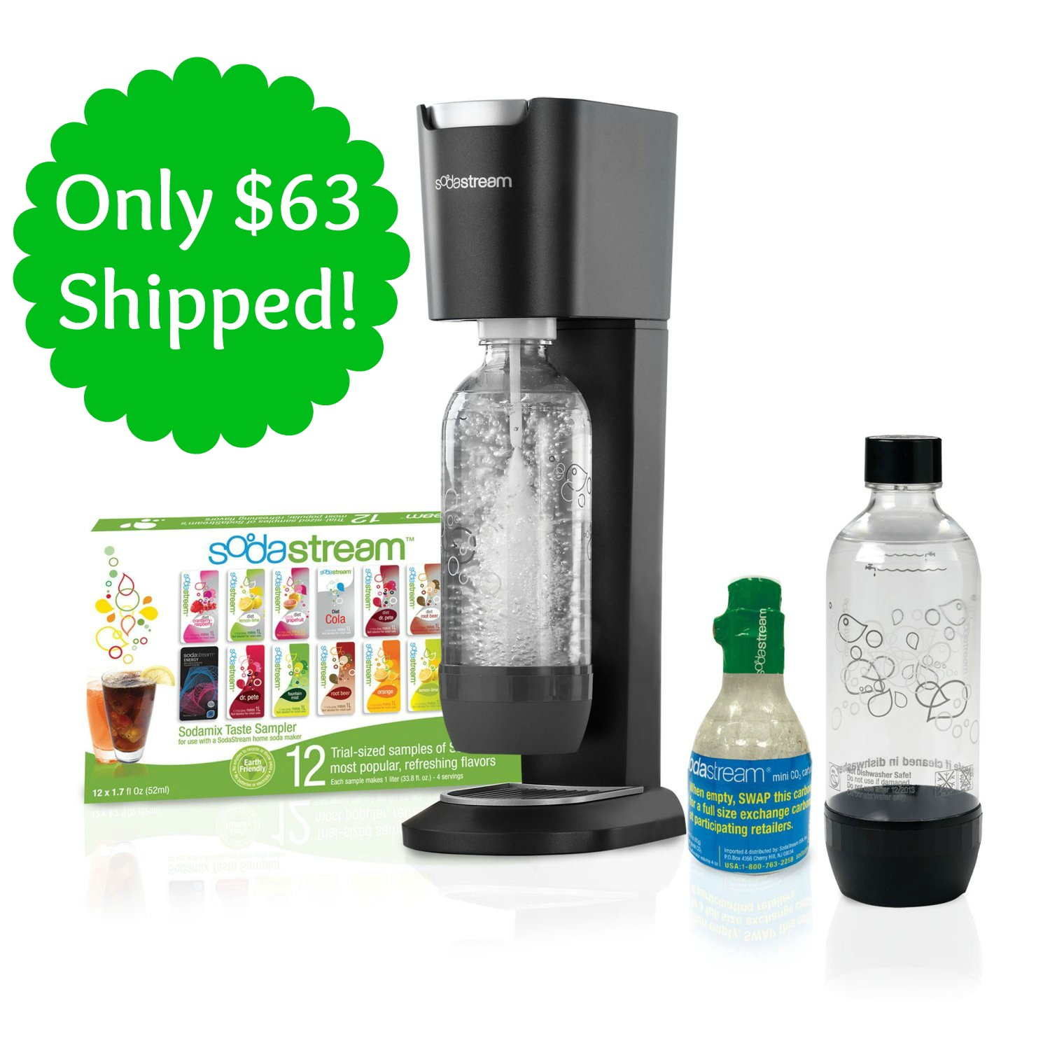 Soda stream coupon
