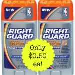 right guard, walgreens right guard, walgreens deals, right guard coupons