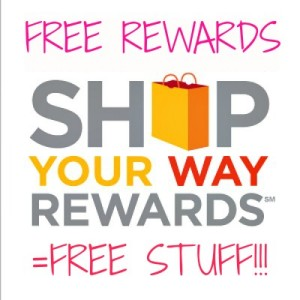 Shop Your Way Rewards, free points Shop Your Way Rewards, rewards, free points