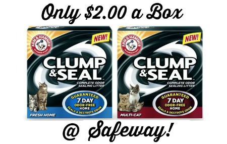 Arm and hammer cedar cat litter