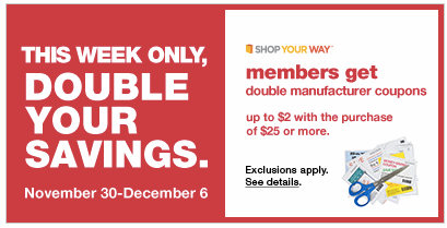 Kmart is Doubling Coupons Up to $2.00, kmart coupon deals, kmart, free tide, frree febreeze, free covergirl, free rimmel