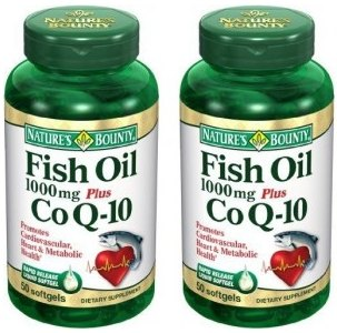 Nature s bounty fish oil only at cvs reg for Cvs fish oil