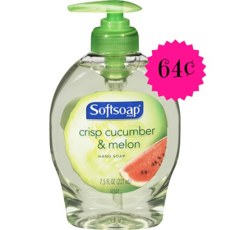 Softsoap Hand soap, target softsoap deal, softsoap coupons