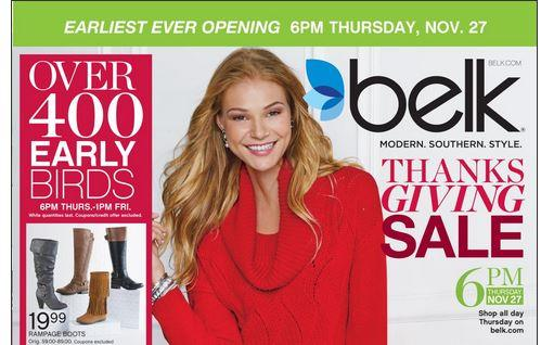 belk gift card giveaway black friday