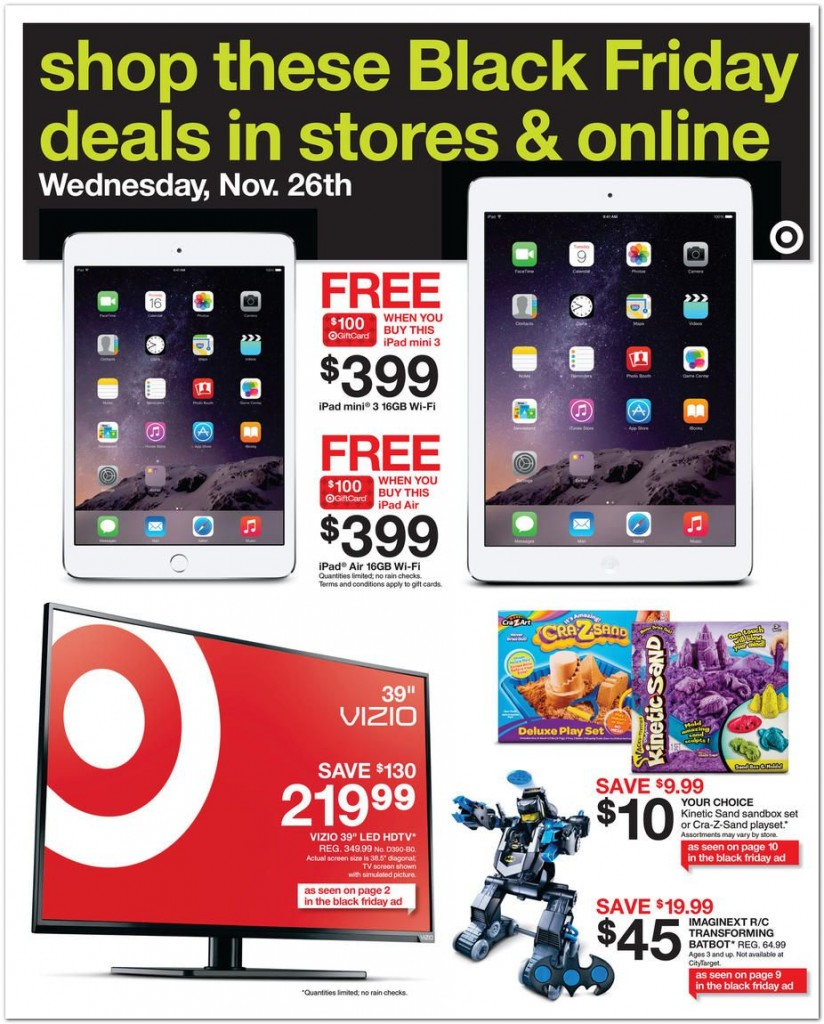 black friday tv target early black friday save 50 on select 30306