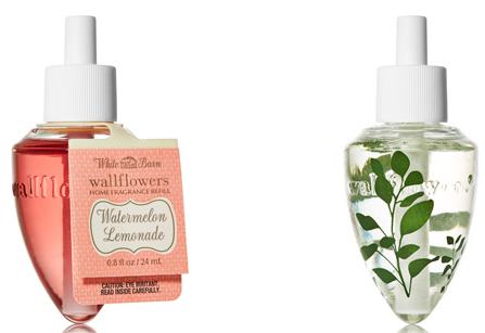 Bath & Body Works, free stuff, bath & body works coupon, retail coupons, bath & body works coupon,wallflowers refills