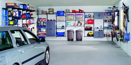 Easy garage organization videos