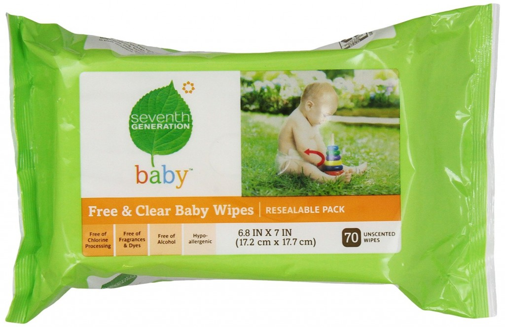 Whole Foods Seventh Generation Wipes