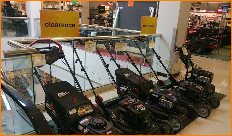 Coupons for lawn mowers at walmart