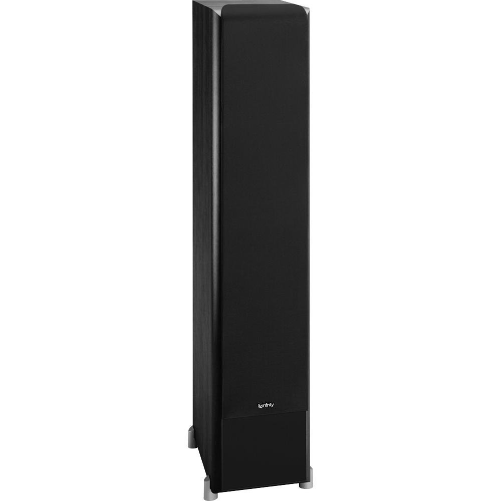 Infinity primus three way dual 6 1 2 inch floorstanding for 12 inch floor speakers