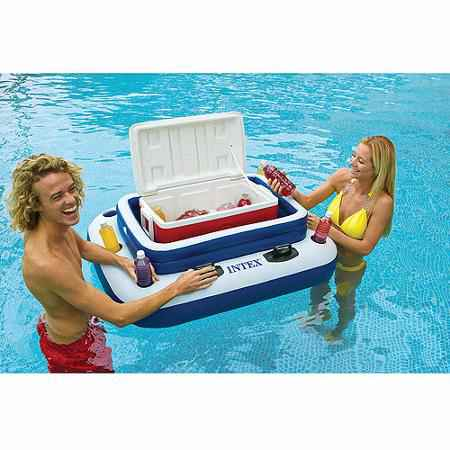 floating cooler-compressed