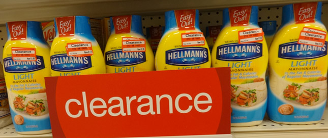 target clearance a