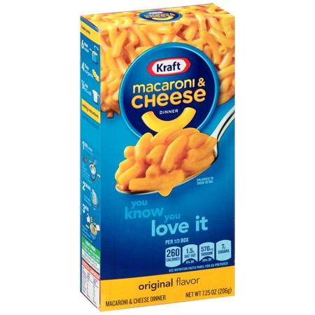 Kraft MAc and Cheese Recall