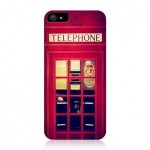 telephone booth, amazon telephone booth phone case, iphone case, iphone 5 case, amazon deals, amazon telephone booth phone case