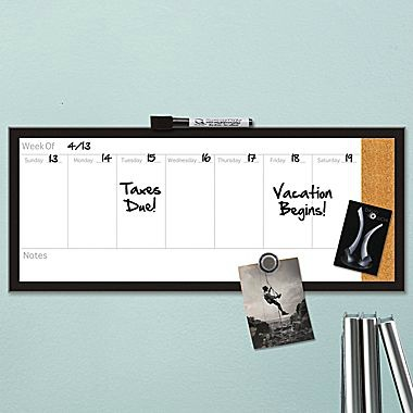 organizer combo board, staples deals, staples organizer combo board, cork board, dry erase board