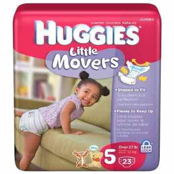 huggies little movers jumbo