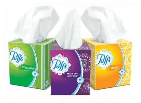 Puffs Tissues Printable Coupon