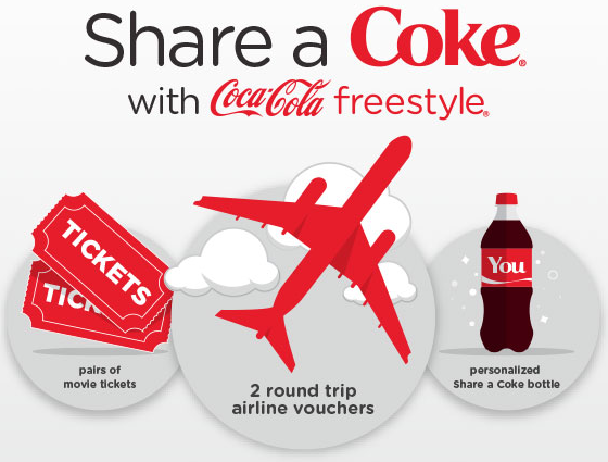 coca cola sweepstakes free coca cola share a coke 2015 giveaway sweepstakes 3247