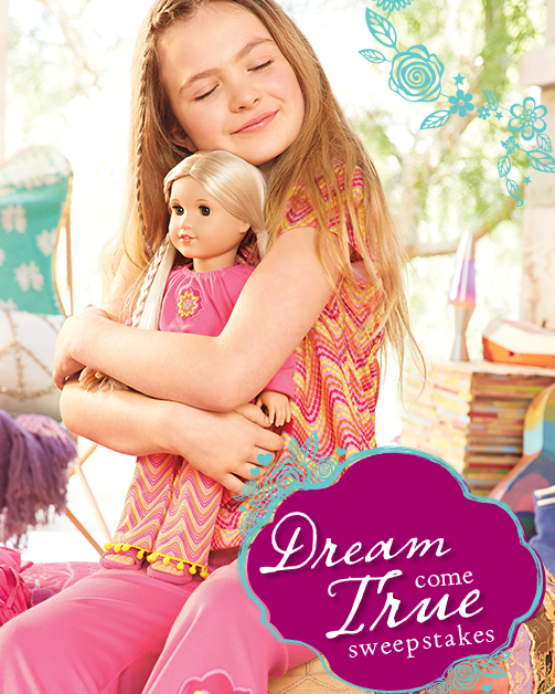 american girl sweepstakes