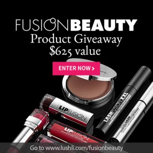 Fusion Beauty, Giveaways, Sweepstakes, Contests, Prizes, Free Stuff