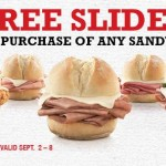 Arby's Sliders Coupon