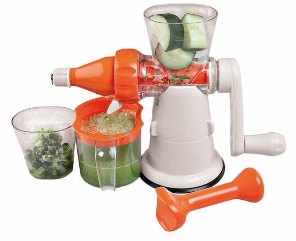 Hand Operated Slow Juicer : Get This Paderno World Cuisine Manual Juicer Only $9.61 On Amazon! Normally $59.95! That s Over ...
