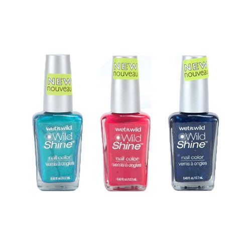 Wet N Wild Shine Nail Polish