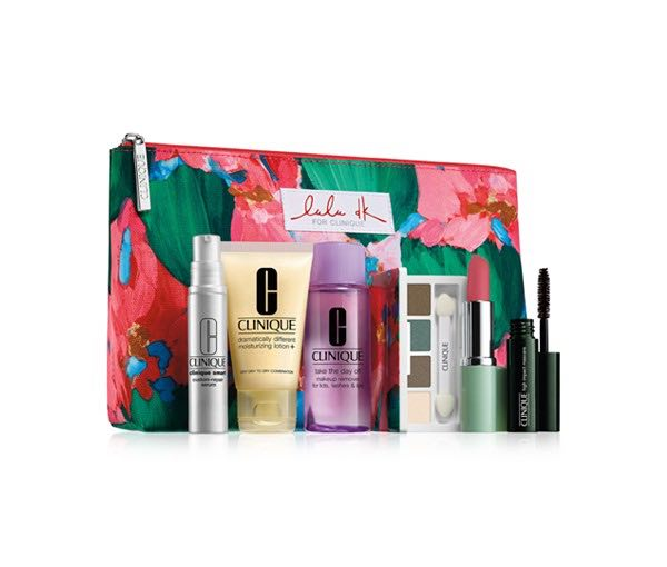 FREE $70.00 Clinique Gift Set With $27.00 Purchase At Macy's!