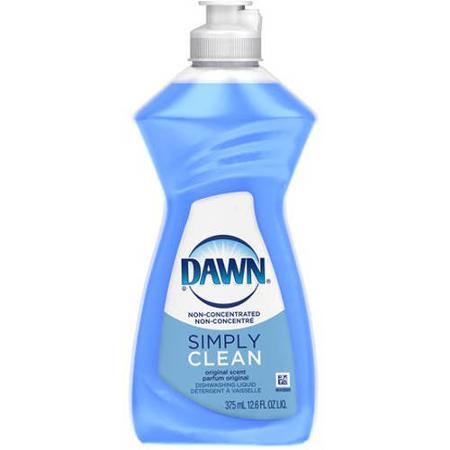 Dawn Simply Clean Dishwashing Liquid Printable Coupon