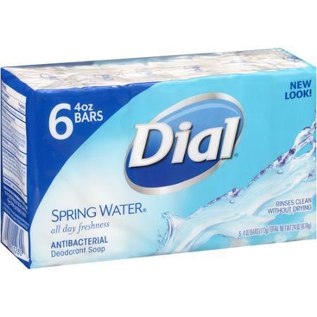 photo relating to Dial Soap Printable Coupon identified as Dial Bar Cleaning soap Just $0.33 Each individual At Walmart Just after Printable
