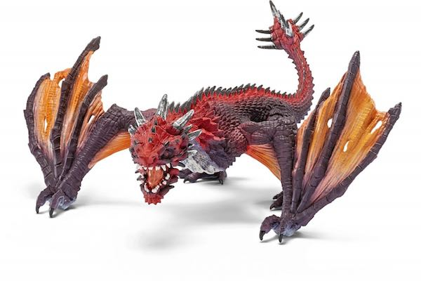 Dragon Fighter Toy