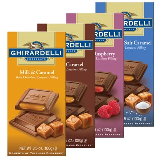 photo relating to Ghirardelli Printable Coupon called Take pleasure in Chocolate? Just take $1.00 Off 2 Ghirardelli Chocolate Bars
