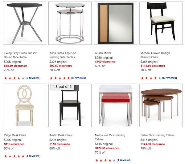 Get Up To 70 Off Clearance Furniture At Jc Penney S