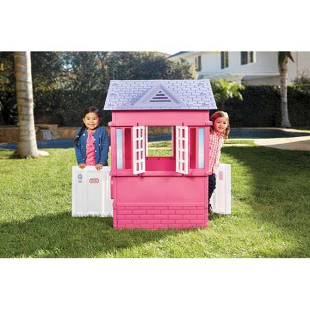 Little Tikes Princess Cottage Pink Playhouse Only 69 00