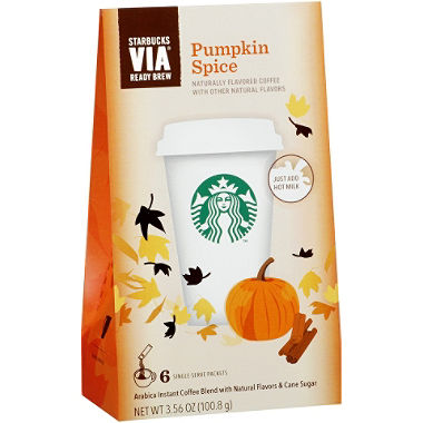 graphic relating to Starbucks Coupon Printable named Fresh! Receive $1.00 off 1 Starbucks By way of Pumpkin Spice Latte