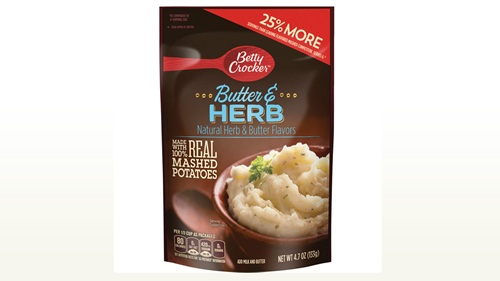 Betty Crocker Potato Pouches