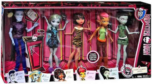 Monster High Doll Set 50% Off With Target Cartwheel!