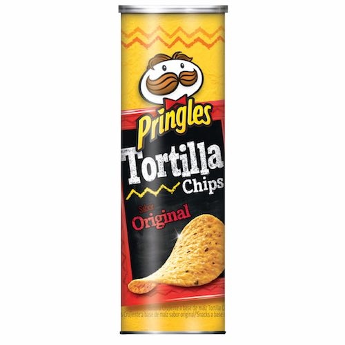 Pringles Tortillas Chips Printable Coupon