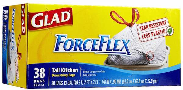 photograph relating to Glad Trash Bags Printable Coupon named Happy forceflex trash baggage printable discount coupons - Circus circus
